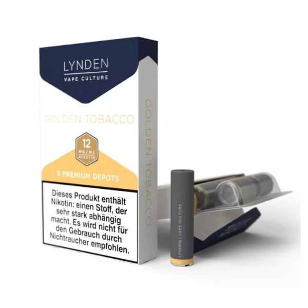 Lynden Golden Tobacco Depot (5er Pack)