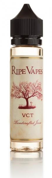 Liquid Vanilla Custard Tobacco - Ripe Vapes 50ml/60ml