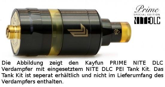 Kayfun PRIME Special Edition NITE DLC