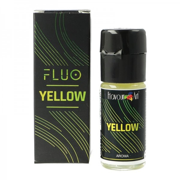 Aroma Fluo Yellow 10ml