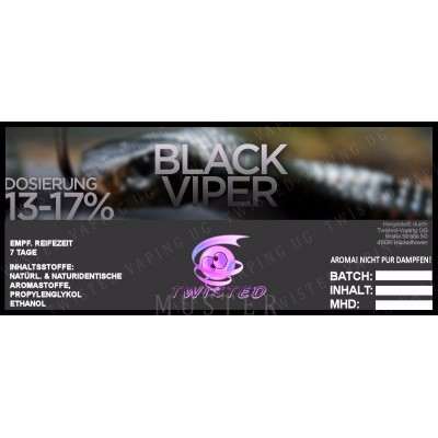 Aroma Black Viper