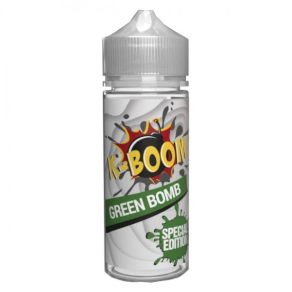 Aroma Green Bomb 2020 - K-Boom Special Edition