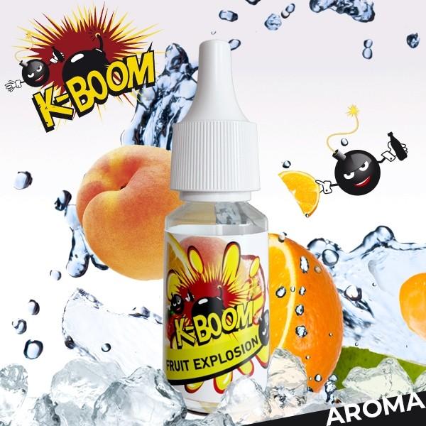 Aroma Fruit Explosion (ehemals Forbidden Fruit V2)