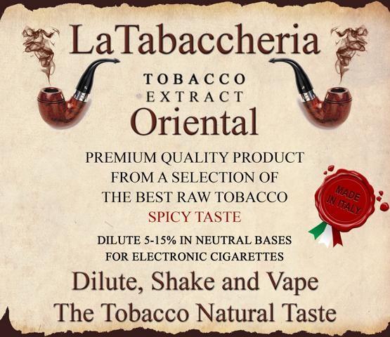 Aroma Oriental (LT)