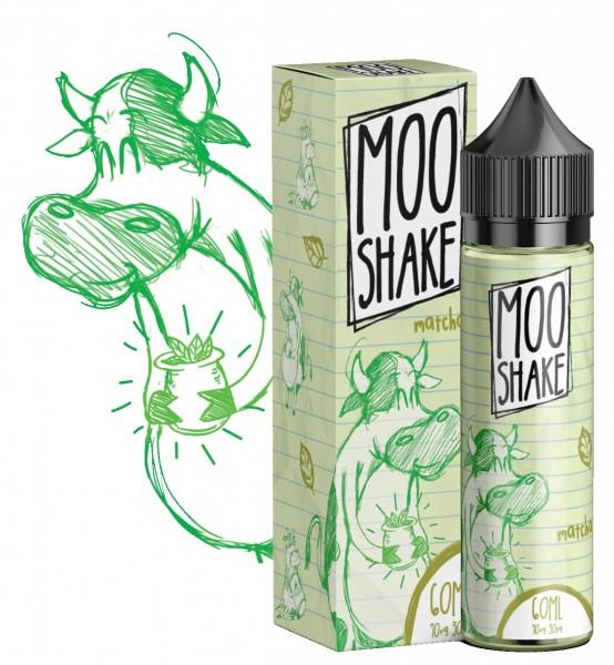 Liquid Matcha - Moo Shake - 50ml/60ml