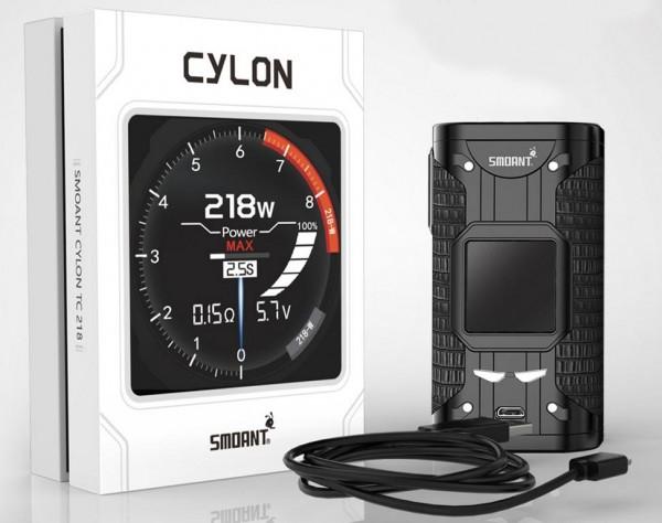 Smoant Cylon TC218 Watt Mod