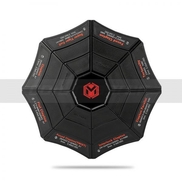 Coil Master Skynet - 8 in 1 Fertigcoil Box