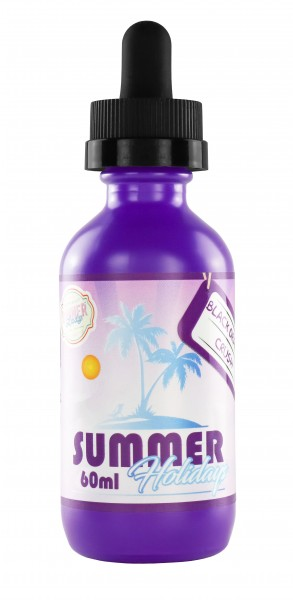 Liquid Black Orange Crush - Summer Holidays 60ml