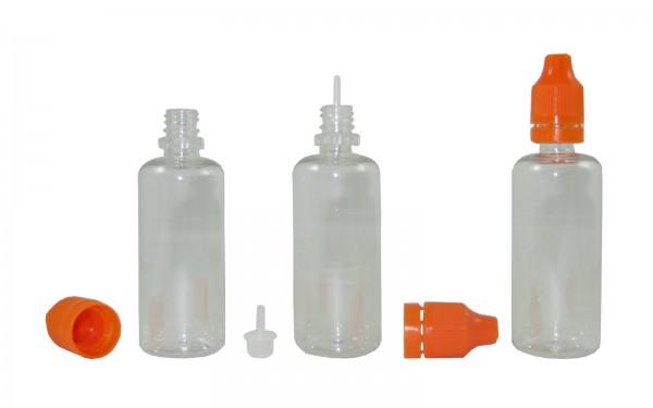 50 ml Flaschen PET