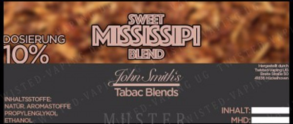 Aroma Sweet Mississipi Blend