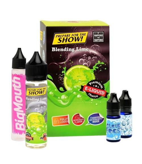 Liquid Blending Lime - Big Mouth 60ml
