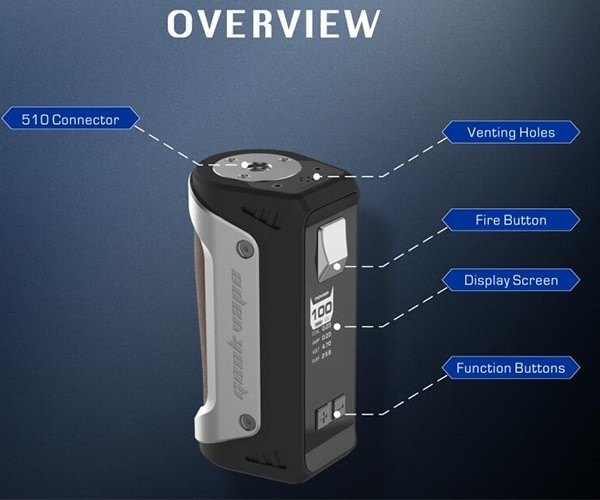 Geekvape Aegis 100 Watt