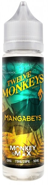 Liquid Mangabeys - Twelve Monkeys 50ml/60ml