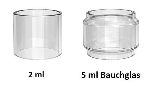 GeekVape Blitzen Ersatzglas (2ml/5ml)
