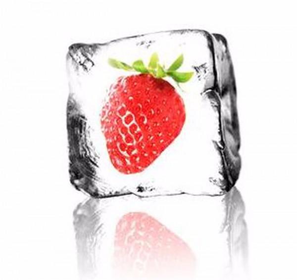 Aroma Eisige Erdbeere