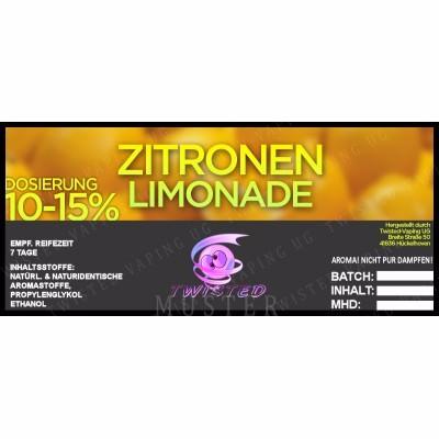 Aroma Zitronen Limonade