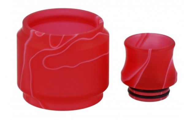 "TFV12 ""Prince"" - Acryltank + 810er Drip Tip"