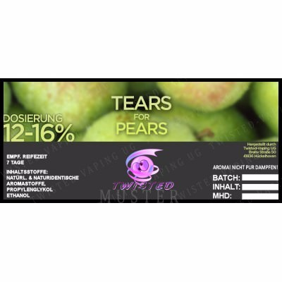 Aroma Tears for Pears