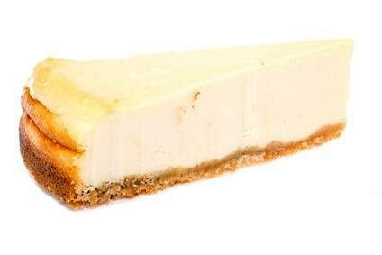 Aroma Yes, we cheesecake