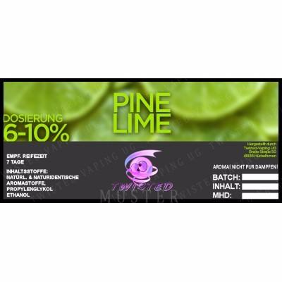 Aroma Pine Lime