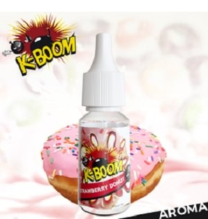 Aroma Strawberry Donut