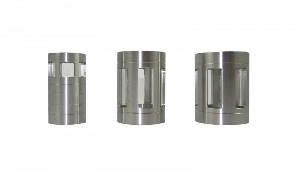 Glastank für Vapor Giant V2