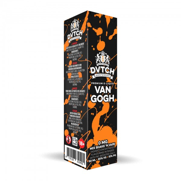 Liquid Van Gogh - DVTCH Amsterdam