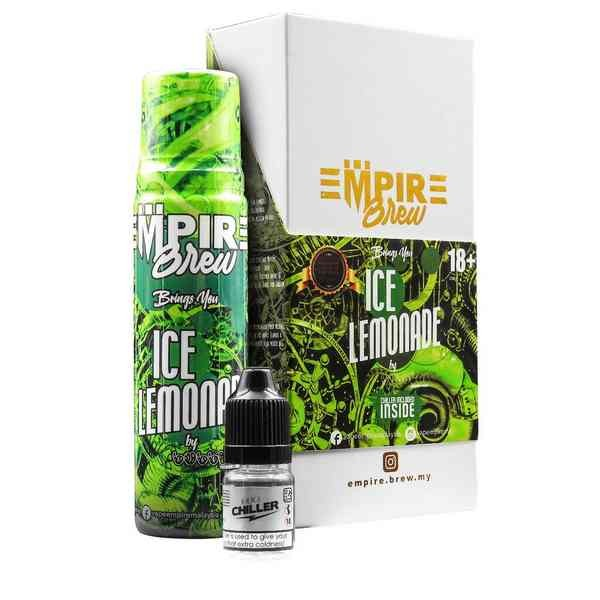 Liquid Ice Lemonade - Empire Brew 50ml/60ml
