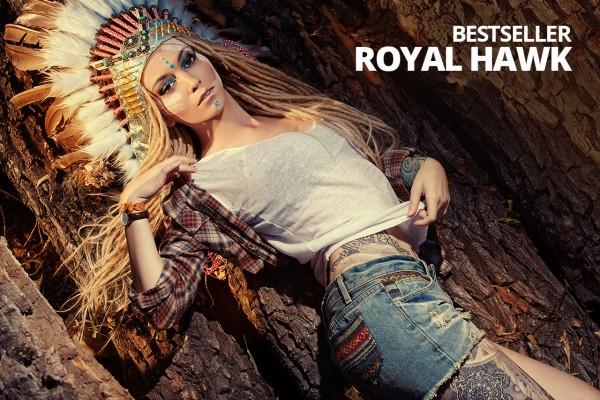 Liquid Royal Hawk