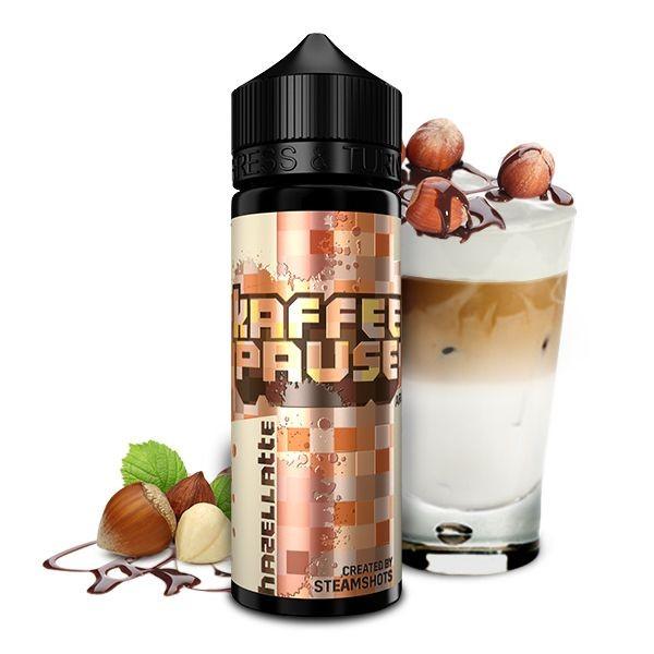 Aroma Hazellatte by Steamshots Kaffeepause