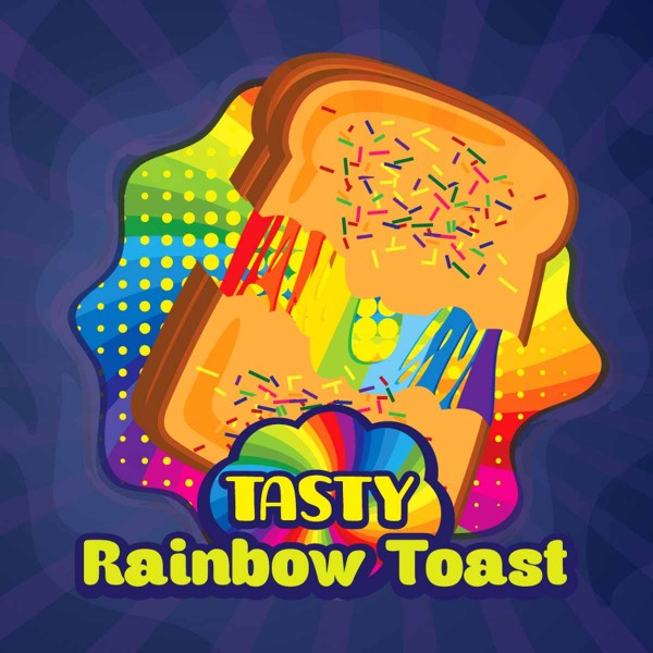 Aroma Rainbow Toast