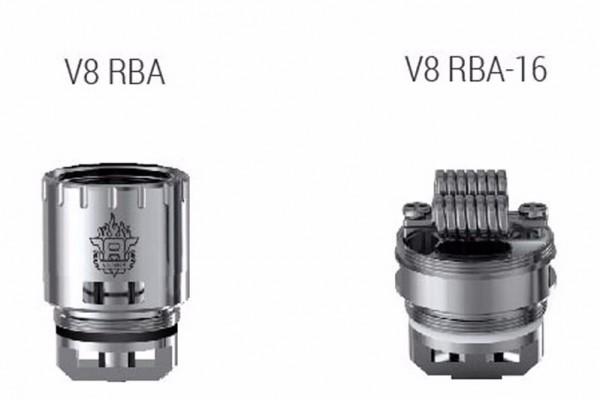 Smok TFV8 RBA/RBA16