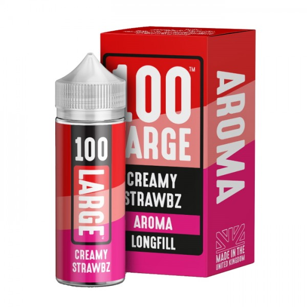 Aroma Creamy Strawbz
