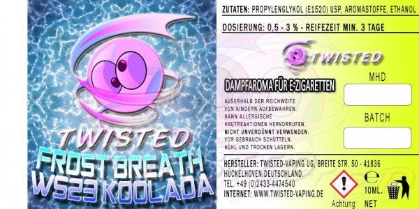 Aroma Frost Breath WS23 Koolada