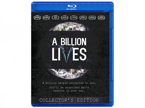 A Billion Lives - Blu-ray Disc (Englisch OV)