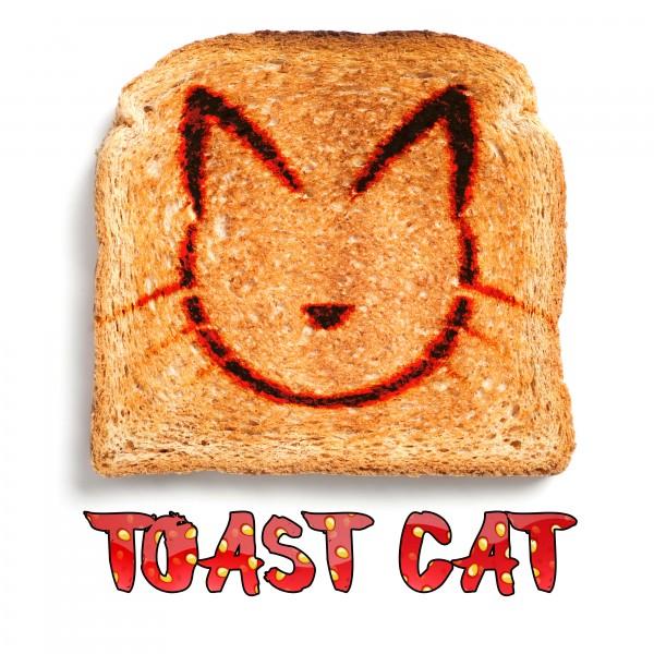 Aroma Toast Cat