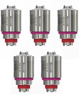 5 GS Air M Coils