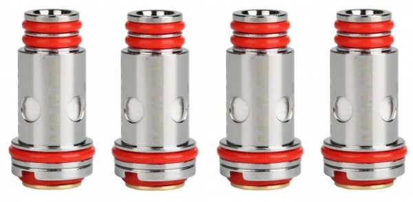 4 Uwell Whirl Coils