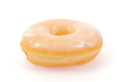 Aroma Glazed Doughnut