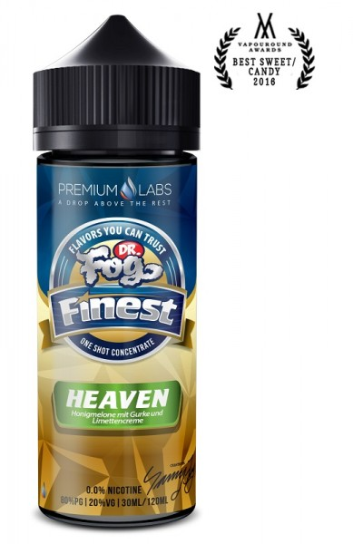Aroma Heaven Dr. Fog Finest