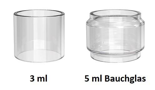 Vandy Vape Kylin Mini Ersatzglas (3ml/5ml)
