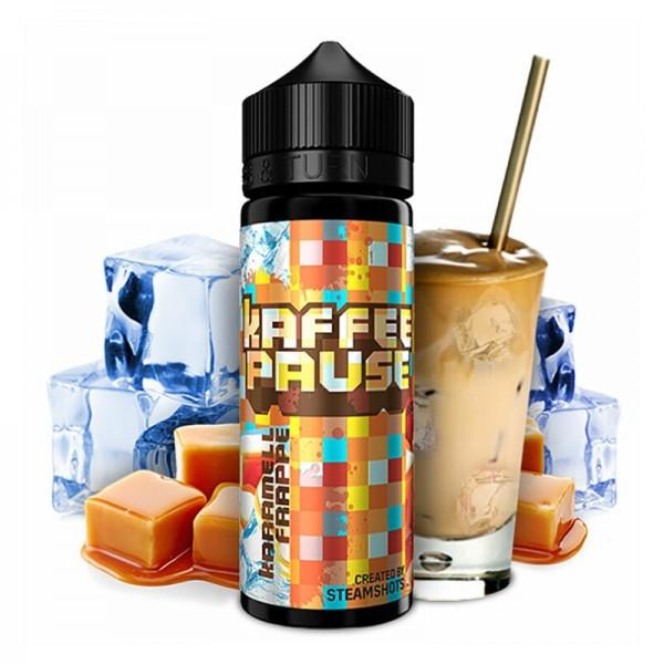 Aroma Karamell Frappe by Steamshots Kaffeepause