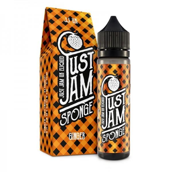 Liquid Ginger - Just Jam Sponge 50ml/60ml