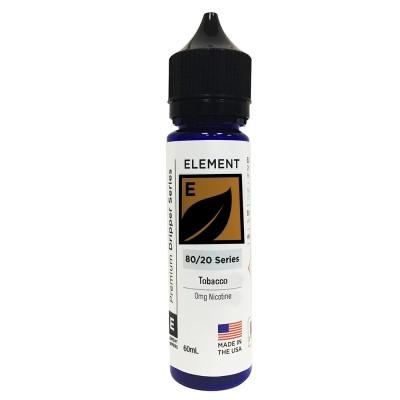 Liquid Tobacco Honey Roasted - Element 50ml/60ml