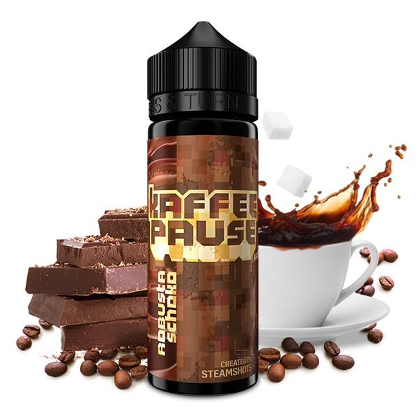 Aroma Robusta Schoko by Steamshots Kaffeepause