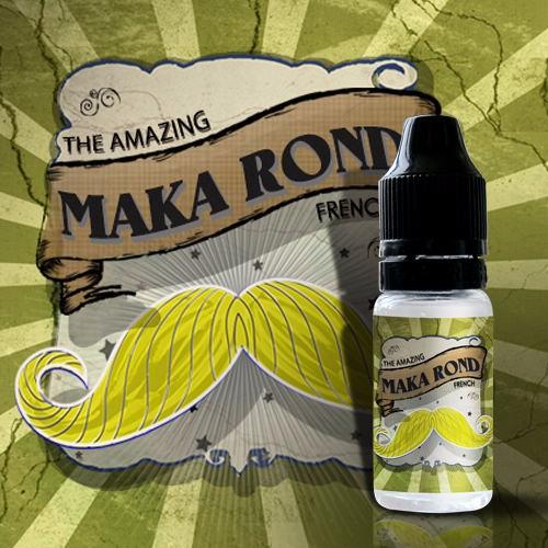 Aroma Maka Rond Citron Meringué