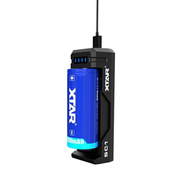 XTAR SC1 Akku-Ladegerät