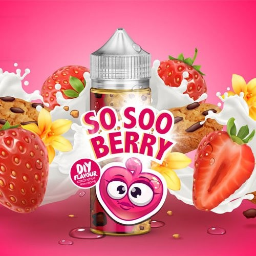 Liquid So So Berry - Dexter - 50ml/60ml