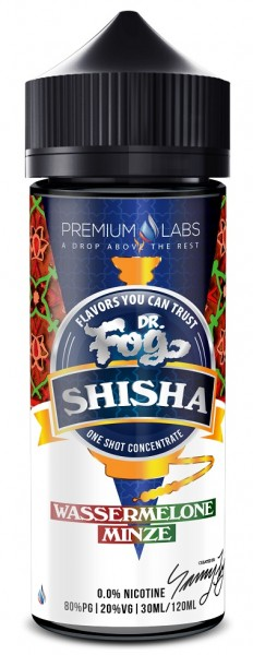 Aroma Shisha Wassermelone Minze