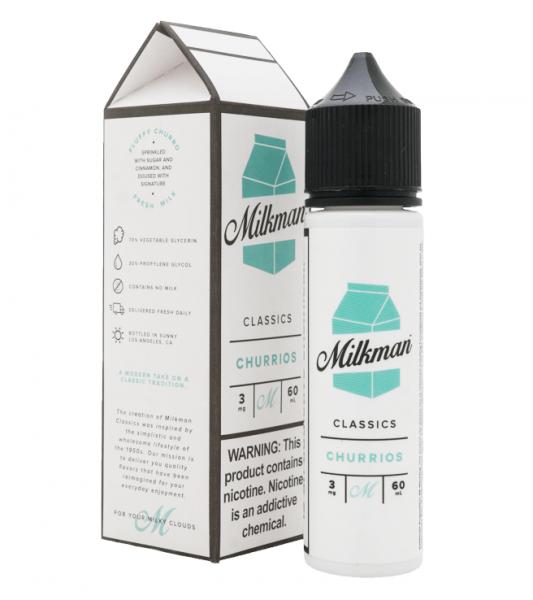Liquid Churrios - The Milkman 50ml/60ml